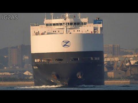 M/V TOKYO CAR 自動車船 Vehicles carrier ZODIAC MARITIME 2016-DEC