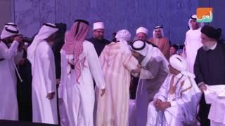 بالفيديو.. اختتام فعاليات منتدى تعزيز السلم بحضور الشيخ عبدالله بن زايد