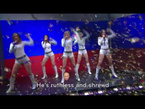 John Oliver - A Man Like Putin (Extended Version)