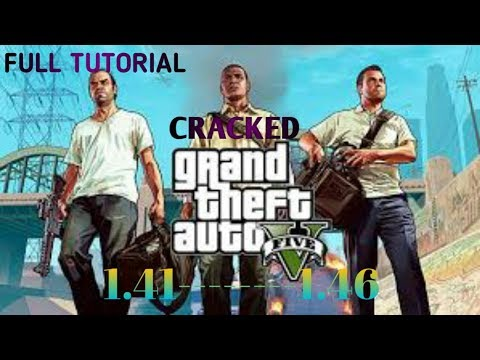 How To Update Cracked GTA V To V1.46|Full Tutorial{Step By Step}