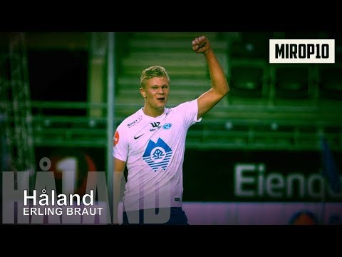 Erling Braut Haaland Fc Salzburg The Next Tore Andre Flo Skills Goals 2018 Youtube
