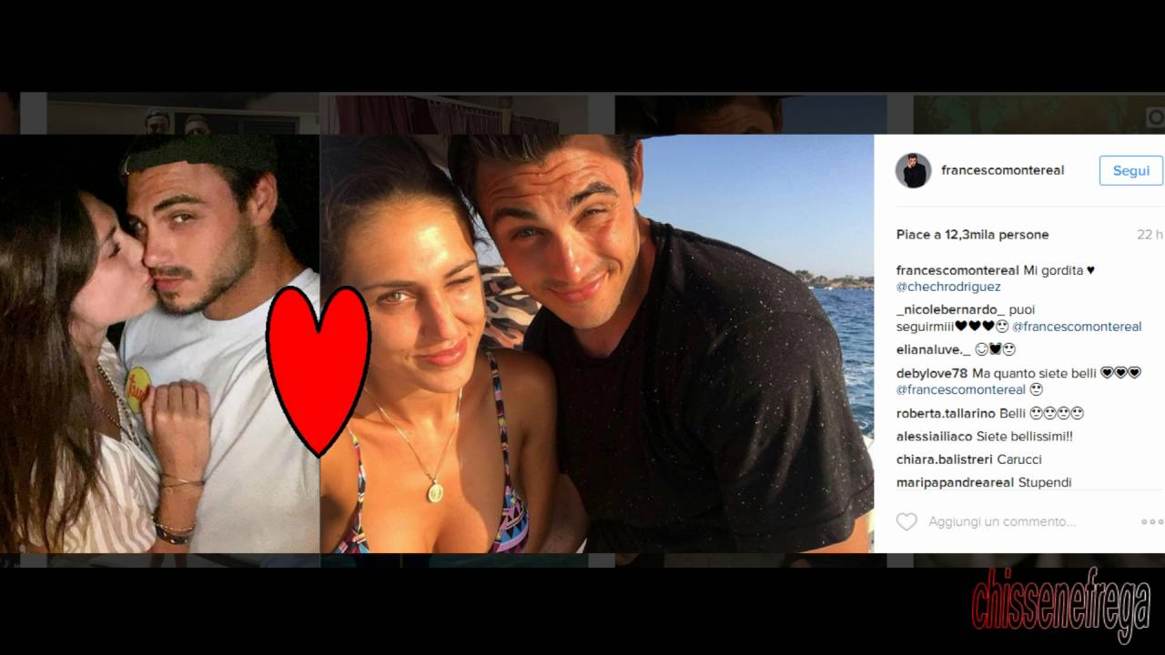 Cecilia Rodriguez e Monte da 3 anni insieme e30efbe242e