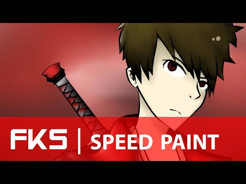 Dante Dmc Devil May Cry Fks Speedpaint