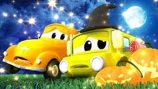 Halloween - Tom the Tow Truck -  Baby Lily is Going to MISS the TRICK-OR-TREATING!  l Cartoons