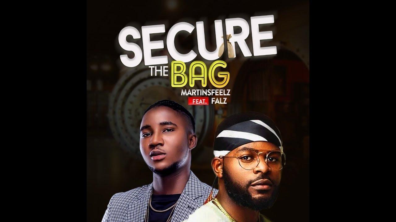 Download Martinsfeelz Ft. Falz - Secure The Bag | Official Dance video