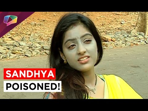 Sandhya gets poisoned on the show Diya Aur Baati Hum!