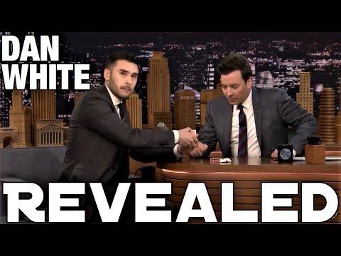 REVEALED - Dan White's Match Magic Trick on the Jimmy Fallon Show!