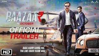 Baazaar - Official Trailer | Saif Ali Khan, Radhika Apte, Rohan Mehra, Chitrangda Singh | B4U