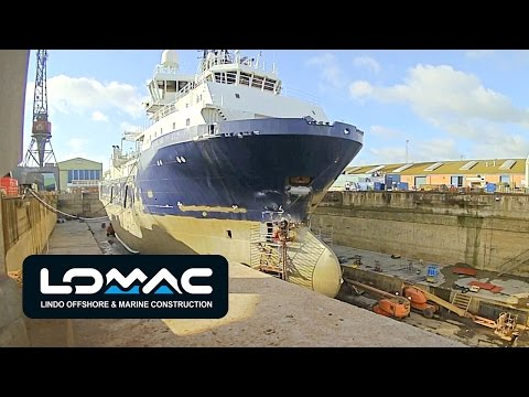 Lomac A/S - Offshore og Marine konstruktioner - Bulb