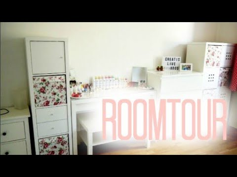 HIER WOHNE ICH// Teenager  IKEA Zimmer