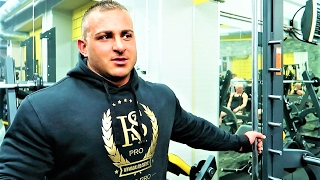 Przyznaje się, Trening Pleców, Legginsy - Karol Stuglik IFBB Pro