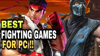 10 Best Fighting Gaṁes for PC 2020(Free to play) !!