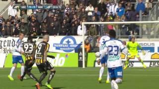 Höjdpunkter: Norrköping vände mot Häcken - Andersson hjälte igen - TV4 Sport