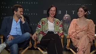 El Habitante   Entrevista con elenco y director