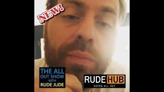 Rude Jude - All Out Show 07-18-19 Thur - Hip-Hop Legend Jermaine Dupri