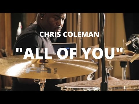 "Chris Coleman ""All of You"""
