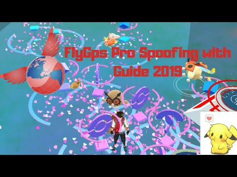 Pokémon Go 2019 Android (FlyGps With Setup Full Tutorial) Location Hack/Teleport/Joystick/Spoofing/