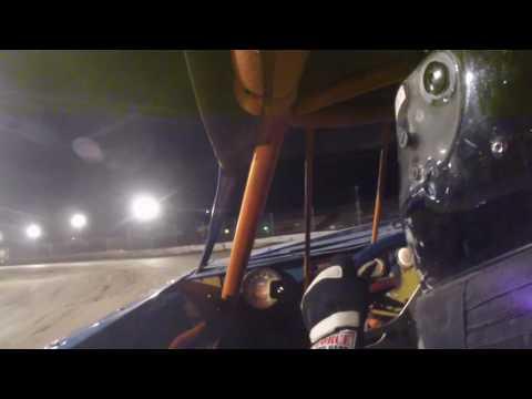 Bomber B Main - Oakshade Raceway 5/21/2016
