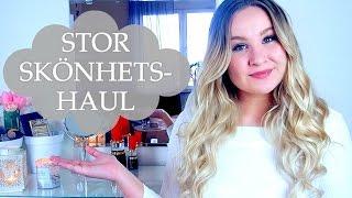 STOR SKÖNHETSHAUL | Beautyjoint & Nordic Feel