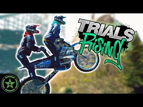 TANDEM BIKE TROUBLES - Trials Rising | Let's Play