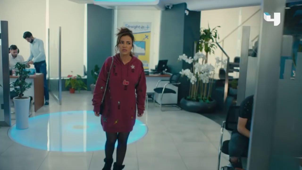 #كاراميل  فيديو مضحك ..  كيف كان رد مايا على مديرها بسبب تأخيرها عن العمل؟!