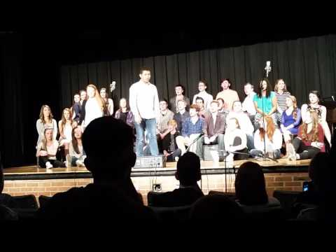 Open Arms Sevier County High School Choir