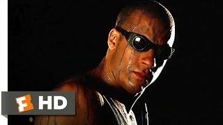 Video Pitch Black (8/10) Movie CLIP - Monster Meets Monster (2000) HD download MP3, 3GP, MP4, WEBM, AVI, FLV Januari 2018