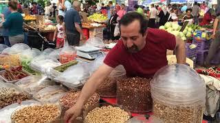 Рынок в Гирне Северный Кипр