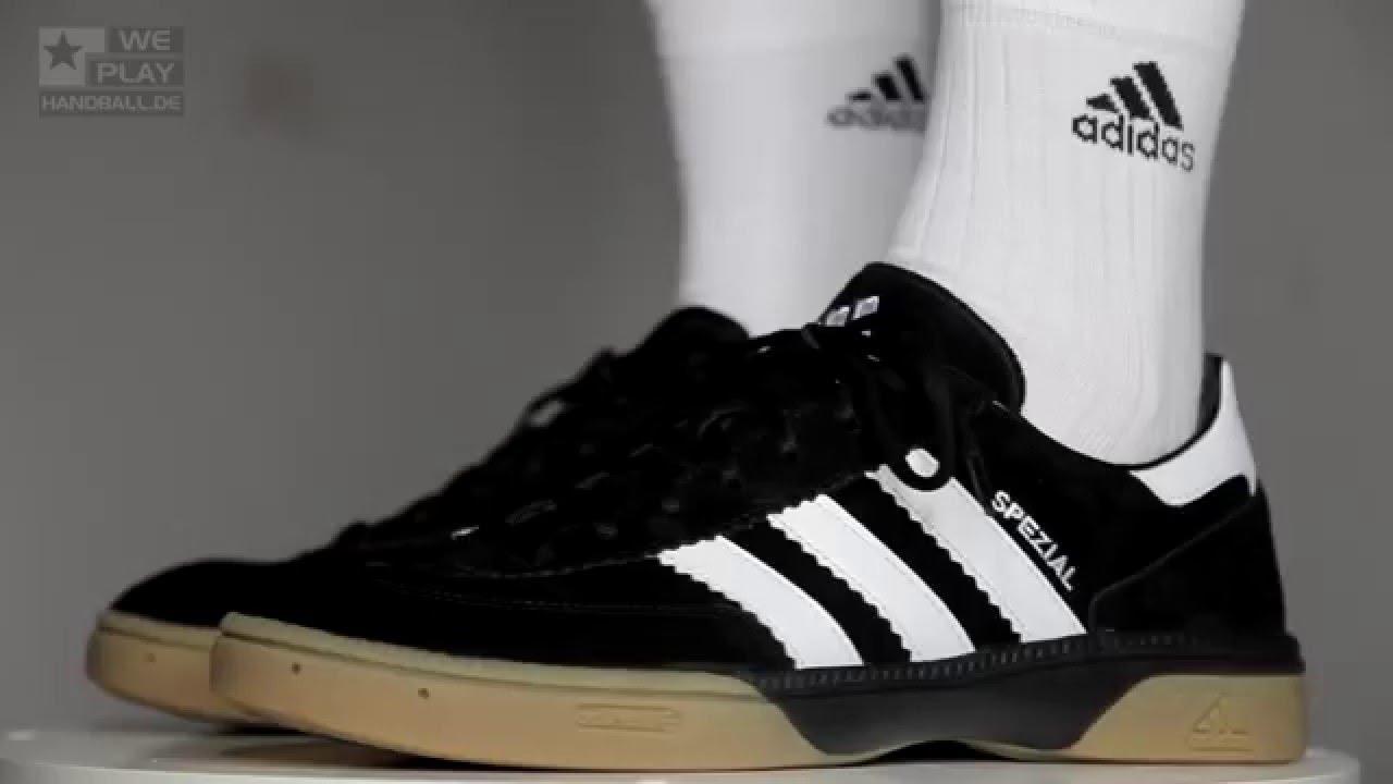 estética de lujo super especiales Tienda online adidas Handballschuhe HB Spezial - YouTube