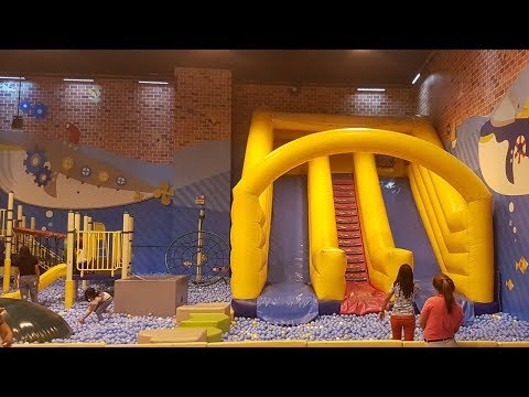 Poncho's Play @ Kidzoona Robinsons Galleria | Kids Play Video