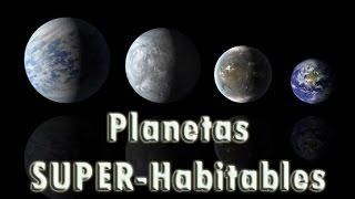 5 Planetas Como la Tierra con Posible Vida
