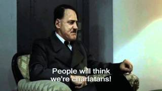 Hitler Informed of Economic Chaos