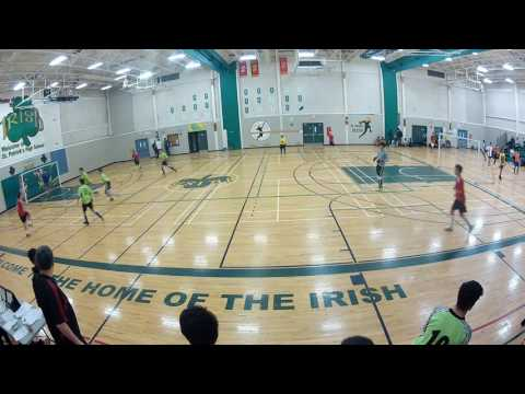 Ottawa High School Futsal - Bell 2 vs Sacred Heart HS