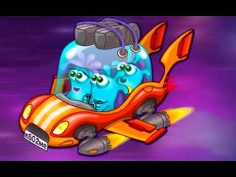 Игры для детей как мультик Спасение от космических пиратов