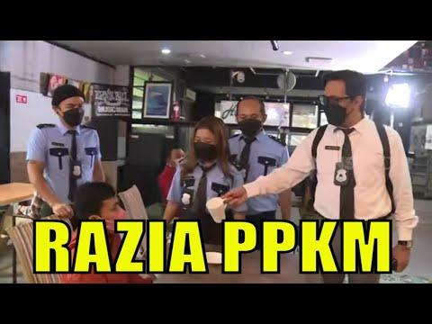 Robby Purba & Fico Terciduk Razia PPKM | LAPOR PAK (21/07/21) Part 1