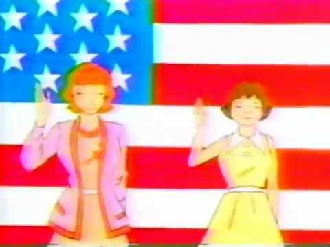 LAVERNE & SHIRLEY IN THE ARMY - (Opening Sequence, 1981)