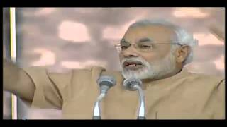 Shri Narendra Modi addresses huge BJP Rally at Jhansi, Uttar Pradesh