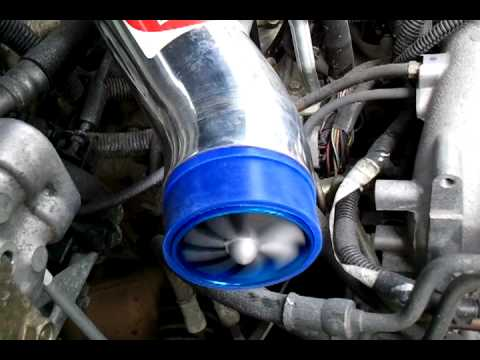 Turbo Intake Fan Youtube