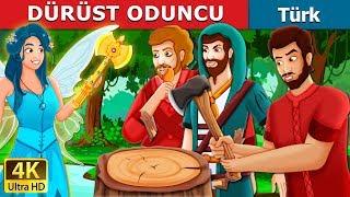 DÜRÜST ODUNCU | The Honest Woodcutter Story | Masal dinle | Türkçe peri masallar