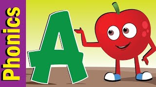 Learn Alphabets with Phonic Sounds