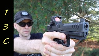 Holosun 509T - Enclosed Pistol mounted Red Dot Review