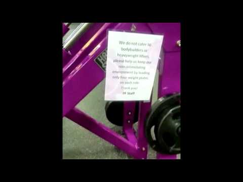A Rational Perspective On The Planet Fitness Photo Upsetting The Online Fitness Community