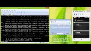 Configuracion Usuarios IAX Asterisk