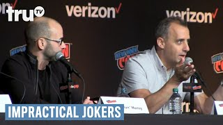 Impractical Jokers - The Impractical Jokers at New York Comic Con 2018 | truTV