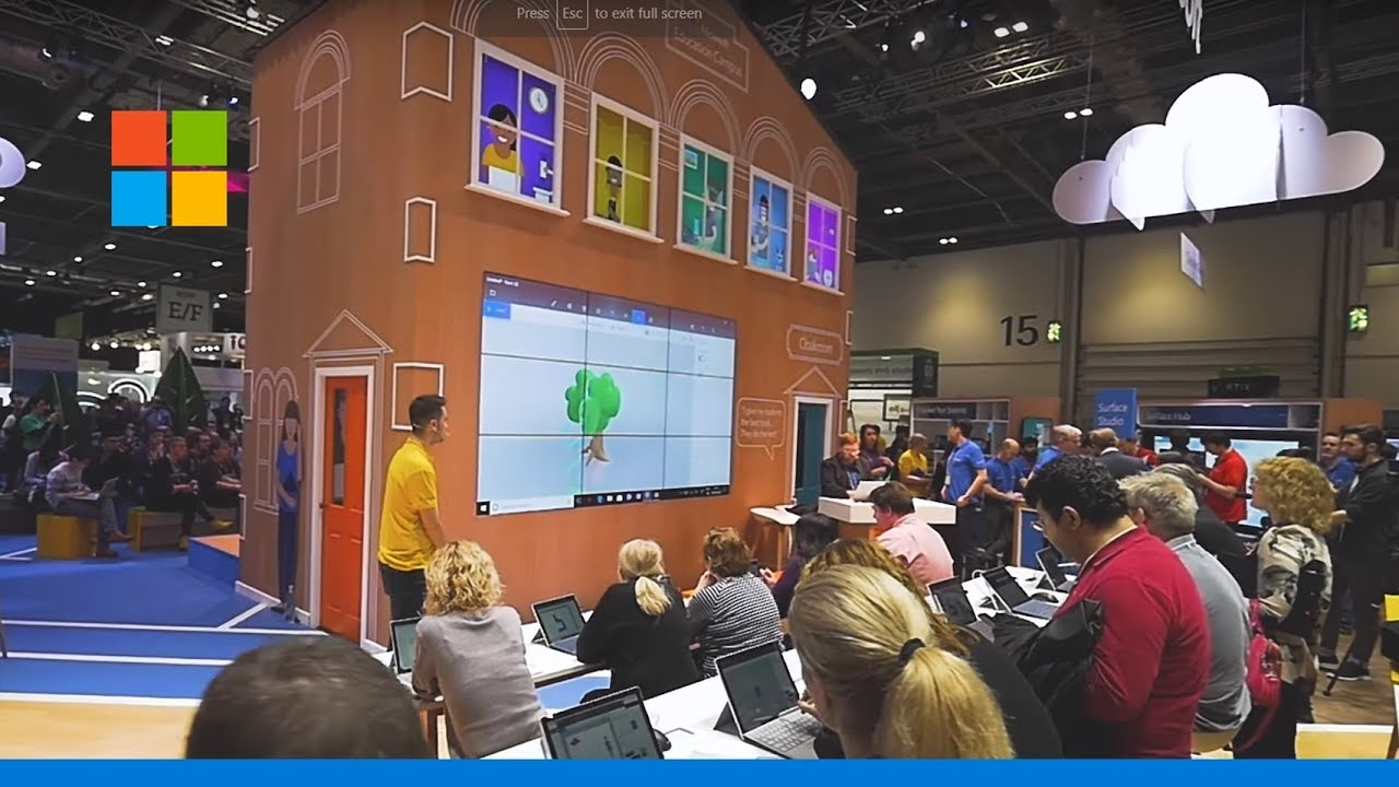 Bett System Highlights From Microsoft Education Bett 2018 January 25th
