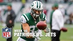 Der irre Touchdown-Drive der Jets in der OT! | Die Highlights mit deutschem Kommentar | NFL