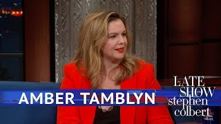 Amber Tamblyn Describes Our 'Era Of Ignition'