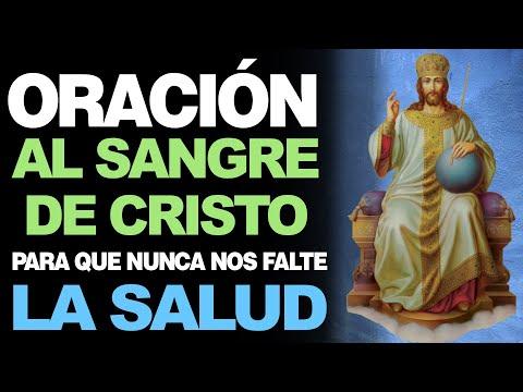 🙏 Oración Milagrosa a la Sangre de Cristo por la Salud ¡QUE NUNCA NOS FALTE! 🙇