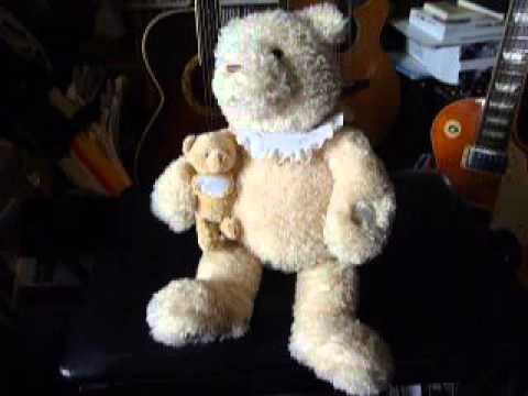 GUND fun Musical Teddy Bear
