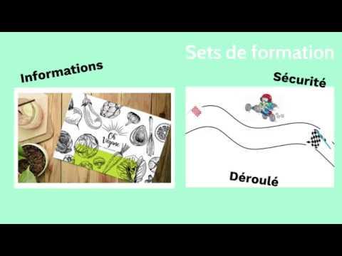 Utiliser Les Chevalets Et Sets De Formation
